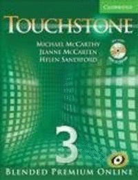TOUCHSTONE BLENDED PREMIUM ONLINE LEVEL 3 STUDENT´S BOOK B WITH AUDIO CD/CD-ROM, ONLINE COURSE B AND