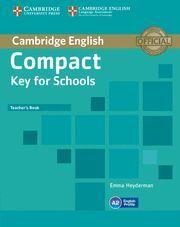 COMPACT KEY FOR SCHOOLS TEACHER´S BOOK