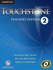 TOUCHSTONE LEVEL 2 TEACHER´S EDITION WITH ASSESSMENT AUDIO CD/CD-ROM 2ND EDITION