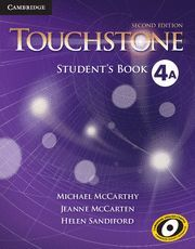 TOUCHSTONE LEVEL 4 STUDENT´S BOOK A 2ND EDITION