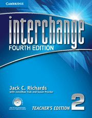 INTERCHANGE LEVEL 2 TEACHER´S EDITION WITH ASSESSMENT AUDIO CD/CD-ROM 4TH EDITION