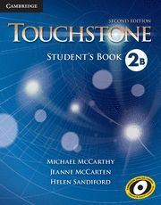 TOUCHSTONE LEVEL 2 STUDENT´S BOOK B 2ND EDITION