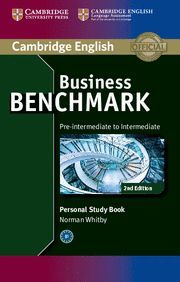 BUSINESS BENCHMARK PRE-INTERMEDIATE TO INTERMEDIATE BULATS AND BUSINESS PRELIMINARY PERSONAL STUDY BOOK 2ND EDITION
