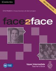 FACE2FACE UPPER-INTERMEDIATE (TEACHERS+DVD)