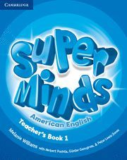 SUPER MINDS AMERICAN ENGLISH LEVEL 1 TEACHER´S BOOK