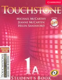 TOUCHSTONE BLENDED PREMIUM ONLINE LEVEL 1 STUDENT´S BOOK A WITH AUDIO CD/CD-ROM, ONLINE COURSE A AND