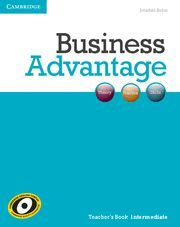 BUSINESS ADVANTAGE INTERMEDIATE TEACHER´S BOOK