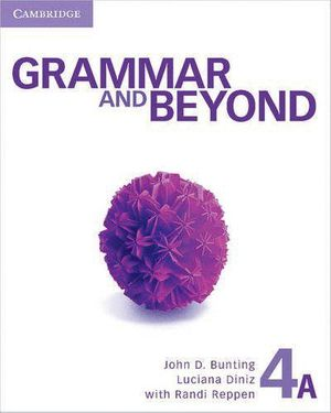 GRAMMAR AND BEYOND 4 SB A/WRT SKILL INTER PK