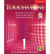 TOUCHSTONE BLENDED ONLINE LEVEL 1 STUDENT'S BOOK A WITH AUDIO CD/CD-ROM AND ONLINE WORKBOOK A