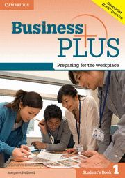 BUSINESS PLUS LEVEL 1 STUDENT´S BOOK