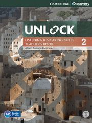 UNLOCK LEVEL 2 LISTENING AND SPEAKING SKILLS TEACHER´S BOOK WITH DVD