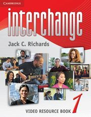 INTERCHANGE LEVEL 1 VIDEO RESOURCE BOOK 4TH EDITION
