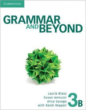 GRAMMAR AND BEYOND 3 SB B/WRT SKILL INTER PK
