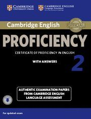 CAMBRIDGE ENGLISH: PROFICIENCY (CPE) 2 STUDENT´S BOOK PACK (STUDENT´S BOOK WITH 2 WITH ANSWERS