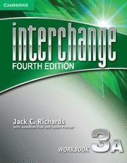 INTERCHANGE LEVEL 3 WORKBOOK A 4TH EDITION
