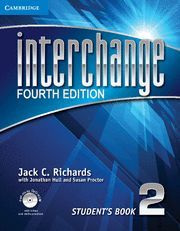 INTERCHANGE LEVEL 2 STUDENT'S BOOK WITH SELF-STUDY DVD-ROM 4TH EDITION