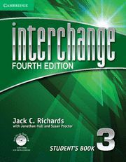 INTERCHANGE LEVEL 3 STUDENT´S BOOK WITH SELF-STUDY DVD-ROM 4TH EDITION
