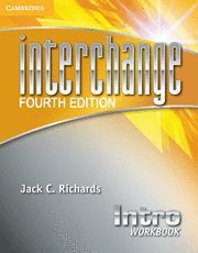 INTERCHANGE INTRO WORKBOOK 4TH EDITION