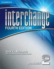 INTERCHANGE LEVEL 2 WORKBOOK 4TH EDITION