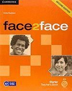 FACE2FACE STARTER TEACHERS BOOK + DVD