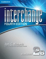 INTERCHANGE LEVEL 2 WORKBOOK B 4TH EDITION