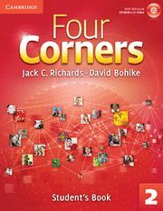 FOUR CORNERS LEVEL 2 STUDENT'S BOOK WITH SELF-STUDY CD-ROM AND ONLINE WORKBOOK PACK