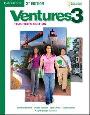VENTURES LEVEL 3 TEACHER'S EDITION WITH ASSESSMENT AUDIO CD/CD-ROM 2ND EDITION