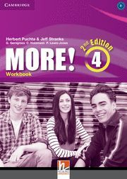 MORE! 4 (2ND ED.) WORKBOOK