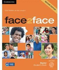 FACE 2 FACE STARTER STUDENT´S BOOK WITH DVD-ROM SECOND EDITION