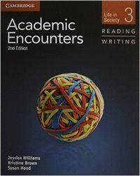 ACADEMIC ENCOUNTERS LEVEL 3 2 BOOK SET (STUDENT´S BOOK READING AND WRITING AND STUDENT´S BOOK LISTEN