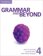 GRAMMAR AND BEYOND LEVEL 4 STUDENT´S BOOK AND WORKBOOK