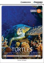 TURTLES: ANCIENT SYMBOL/MODERN SURVIVOR UPPER INTERMEDIATE BOOK WITH ONLINE ACCESS
