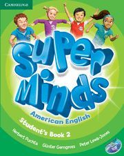 SUPER MINDS AMERICAN ENGLISH LEVEL 2 STUDENT´S BOOK WITH DVD-ROM
