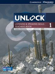 UNLOCK LEVEL 1 LISTENING AND SPEAKING SKILLS TEACHER´S BOOK WITH DVD