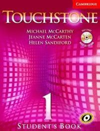 TOUCHSTONE BLENDED ONLINE LEVEL 1 STUDENT´S BOOK B WITH AUDIO CD/CD-ROM AND ONLINE WORKBOOK B