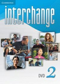INTERCHANGE LEVEL 2 DVD 4TH EDITION