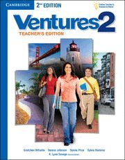 VENTURES LEVEL 2 TEACHER'S EDITION WITH ASSESSMENT AUDIO CD/CD-ROM 2ND EDITION