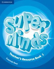 SUPER MINDS LEVEL 1 TEACHER´S RESOURCE BOOK WITH AUDIO CD