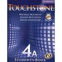 TOUCHSTONE BLENDED PREMIUM ONLINE LEVEL 4 STUDENT´S BOOK A WITH AUDIO CD/CD-ROM, ONLINE COURSE A AND
