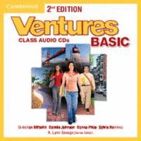 VENTURES BASIC CLASS AUDIO CDS (2) 2ND EDITION