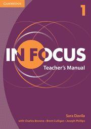 IN FOCUS LEVEL 1 TEACHER'S MANUAL