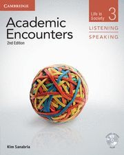 ACADEMIC ENCOUNTERS LEVEL 3 STUDENT´S BOOK LISTENING AND SPEAKING WITH DVD 2ND EDITION