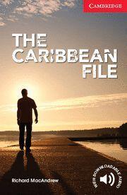 CARIBBEAN FILE, THE + AUDIO CD (LEVEL 1)