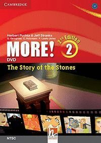 MORE! LEVEL 2 DVD 2ND EDITION