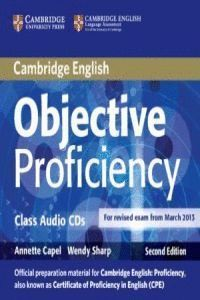 OBJECTIVE PROFICIENCY CLASS AUDIO CDS (2) 2ND EDITION
