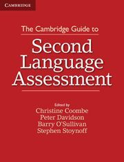 THE CAMBRIDGE GUIDE TO SECOND LANGUAGE ASSESSMENT