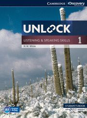 UNLOCK LEVEL 1 LISTENING AND SPEAKING SKILLS STUDENT´S BOOK AND ONLINE WORKBOOK
