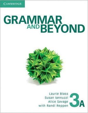 GRAMMAR AND BEYOND 3 SB A/WRT SKILL INTER PK