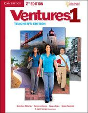 VENTURES LEVEL 1 TEACHER'S EDITION WITH ASSESSMENT AUDIO CD/CD-ROM 2ND EDITION