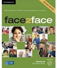 FACE2FACE ADVANCED. STUDENT´S BOOK